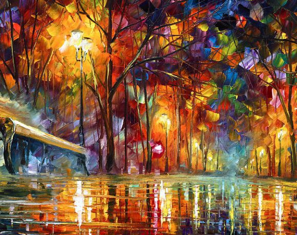 Lost Love by Leonid Afremov