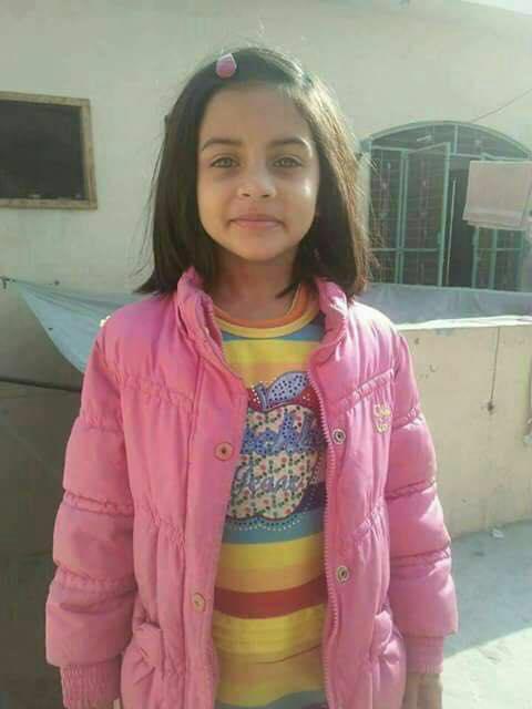 Zainab, Kasur, missing, killed, raped, 8 year old