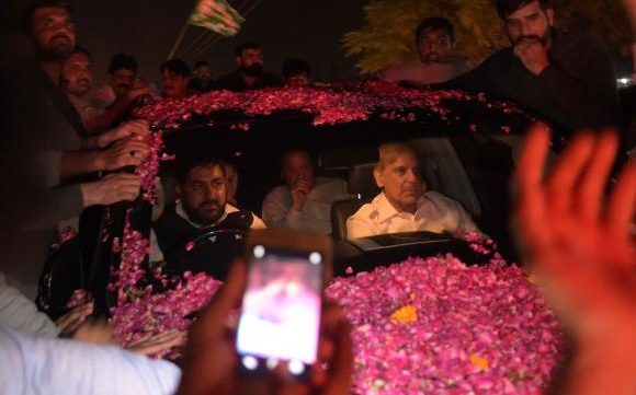 Twitter Becomes a Hotbed of Controversies as the Sharif's ...