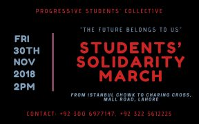 Student Solidarity March