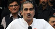 Saad Rafiq addressing