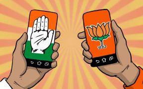 Social Media BJP