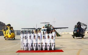 Pilot group photo
