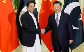 Pakistan with China