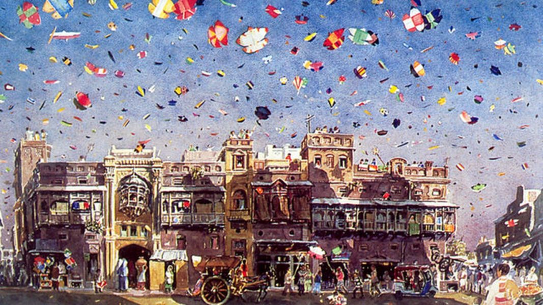 Colourful Kites flying in the sky