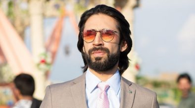 Ali Rehman the actor