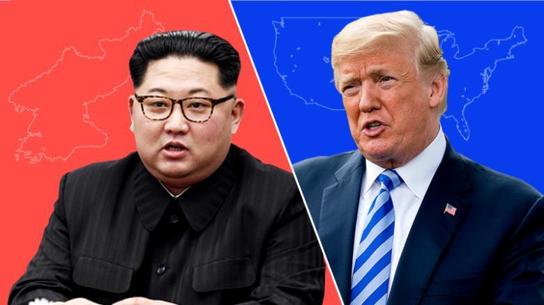 Kim Jong Un & Donald Trump