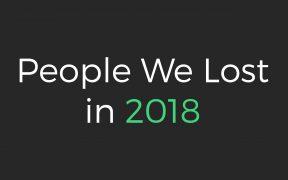 people we lost