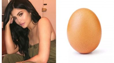 Kylie Jenner Loses Instagram Record to an Egg