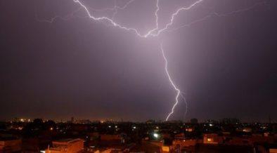 Light & thunder