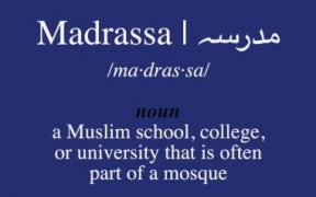 Madrassa Means