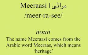 Meerasi Means
