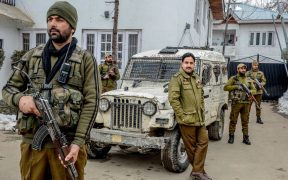 Indian Army in Kashmir Day