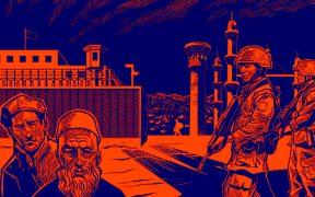 China Holding one million Uighurs