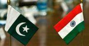 Pak India Flag