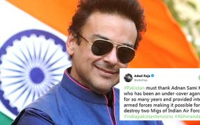 Adnan Sami trolled