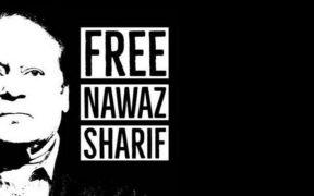 Free Nawaz Sharif
