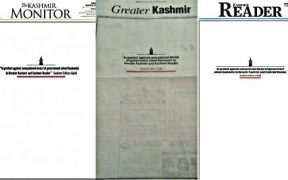 Kashmir Newspaper