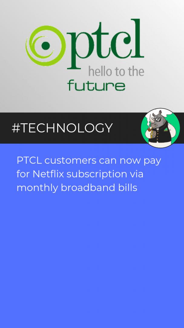 Technology-PTCL