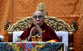 Dalai Lama Spiritual leader