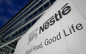 Nestle Under Fire
