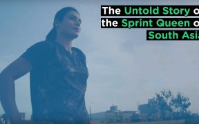 The Sprint Queen of South Aisa