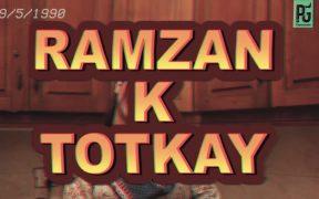 Ramzan K Totkay