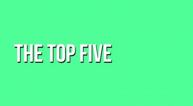 The-top-five