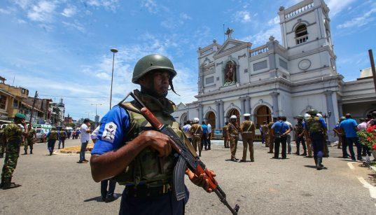 Sri-lanka-Easter-Bombing