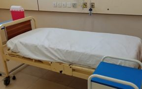 Image showing ward bed in Pakistani hospitals